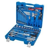 Набор инструментов универсальный дюймовый 87 предметов KING TONY 7587SR01