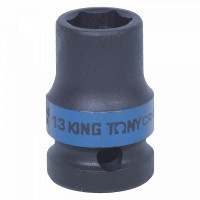Головка торцевая ударная шестигранная 1/2 13 мм KING TONY 453513M