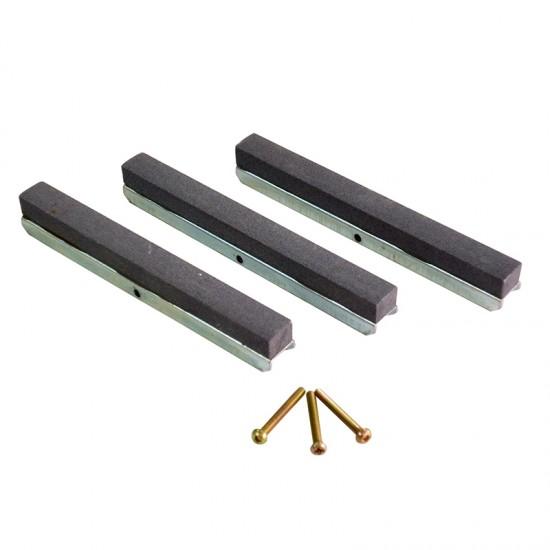 Бруски для хонингования 100 мм 3 предмета МАСТАК 103-020100