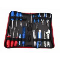 Набор инструментов электрика 17 предметов KING TONY 90217PQ01