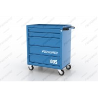 Ferrum 02.005L Тележка инструментальная серия L, 5 ящиков
