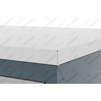 Ferrum 11.9914 Столешница Premium из влагостойкой шлифованной фанеры с оцинк.кожухом, 1880х620х30h