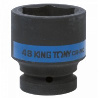 Головка торцевая ударная шестигранная 1 48 мм KING TONY 853548M