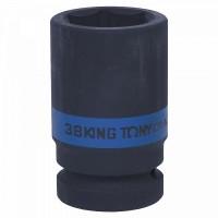 Головка торцевая ударная глубокая шестигранная 1 38 мм KING TONY 843538M