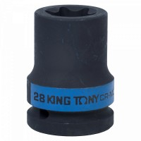 Головка торцевая ударная TORX Е-стандарт 3/4 E28 L = 56 мм KING TONY 657528M