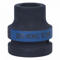 Головка торцевая ударная шестигранная 1 22 мм KING TONY 853522M