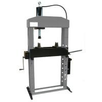 Пресс гидравлический напольный с ножным приводом, 30 т, APAC 1656BP