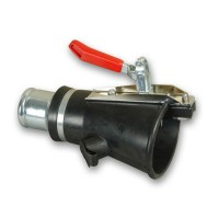Насадка резиновая на выхлопную трубу c зажимом BG-125/200-PM Filcar