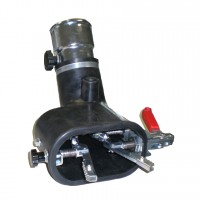 Резиновая овальная  вытяжная насадка  диам.165 X 88 мм, под шланг диам.100 мм,с внутр.фиксатором BGA-100-PGI Filcar