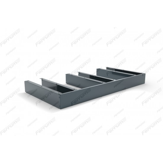 Ferrum 13.901 Опора для перемещения шкафаPremium 1000х500х100h мм.