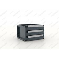 Ferrum 13.921 Блок из 3 ящиков для шкафа Premium 355х411х88h мм.