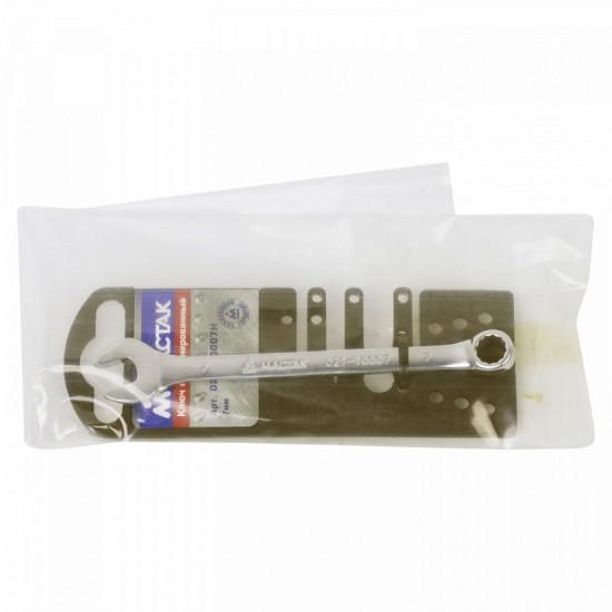 Ключ комбинированный 7 мм МАСТАК 021-10007H
