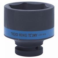 Головка торцевая ударная шестигранная 1 100 мм KING TONY 8535A0M