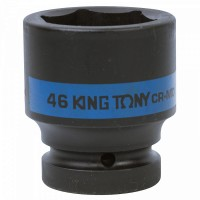 Головка торцевая ударная шестигранная 1 46 мм KING TONY 853546M