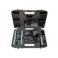 Набор для снятия/установки сцепления коробок DSG VAG кейс 8 предметов МАСТАК 104-01008C