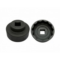 Головка торцевая шестигранная 1 для гаек ступицы Iveco 100 мм МАСТАК 100-42185