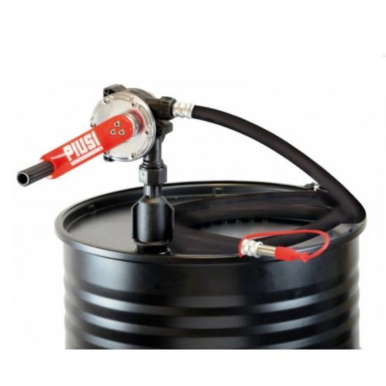 PIUSI F00332520 Высокопроизвордительный ручной насос для ДТ и масла с рукавом
