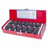 Набор ударных торцевых головок 1/2 шестигранные 3/8-1-1/4 14 предметов KING TONY 4414SP