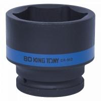 Головка торцевая ударная шестигранная 1 80 мм KING TONY 853580M