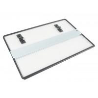 JTC-5062 Держатель для бумажных полотенец используется для тележек с боковой перфорацией
