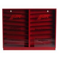 JTC-H4137P Шкаф металлический для головок торцевых