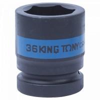 Головка торцевая ударная шестигранная 1 36 мм KING TONY 853536M