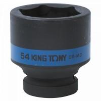 Головка торцевая ударная шестигранная 1 54 мм KING TONY 853554M