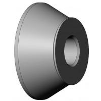 HAWEKA 150 360 048 Конус центровочный 68-98 мм на вал 36 мм