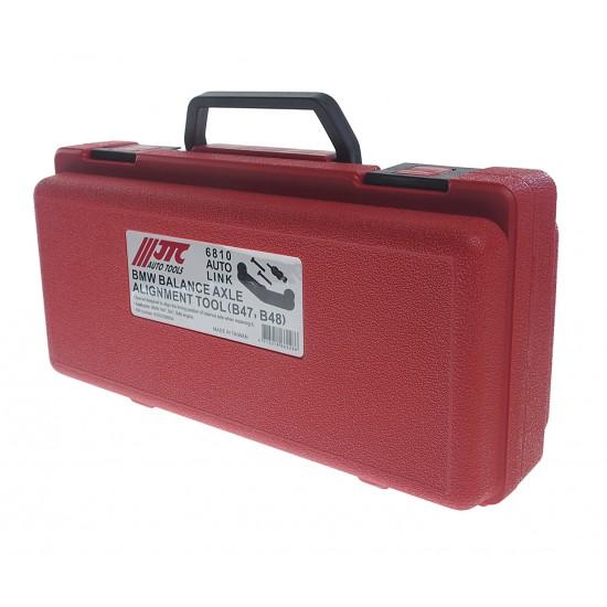 JTC-6810 Набор для монтажа, фиксации вала балансировочного (BMW B47, B48, N47 дв.OEM 2288054, 2361286)