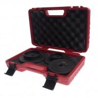 JTC-7791 Набор инструментов для замены ступичных подшипников передних (VOLVO FM12)
