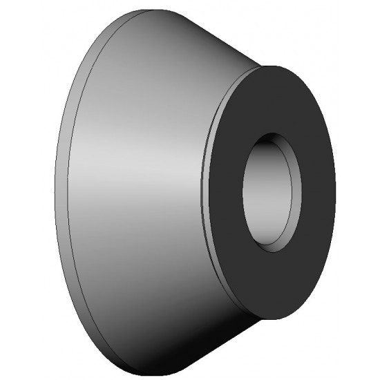 HAWEKA 150 400 048 Конус центровочный 68-98 мм на вал 40 мм