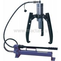 Съемник подшипников гидравлический 30 т до 550 мм 3 предмета МАСТАК 104-19330