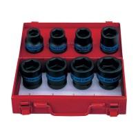 Набор ударных торцевых головок 3/4 шестигранные 19-38 мм 8 предметов KING TONY 6408MP10