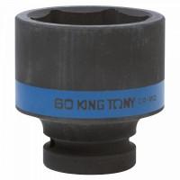 Головка торцевая ударная шестигранная 1 60 мм KING TONY 853560M