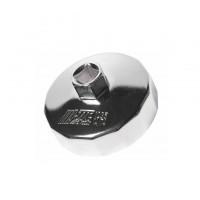 JTC-1235 Съемник фильтров масляных 74мм 14-ти гранный (MERCEDES, ВМW, VW AUDI, OPEL) чашка