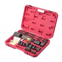 JTC-4820 Приспособление для снятия и установки сайлентблоков (МERCEDES, BMW) с гидравл. приводом комплект