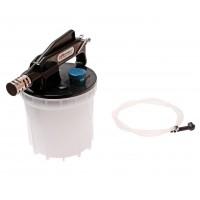 JTC-1025 Приспособление для откачивания тормозной жидкости пневматическое