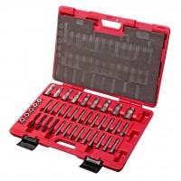 JTC-1323 Набор инструментов для разборки и сборки стоек универсальный 39 предметов в кейсе