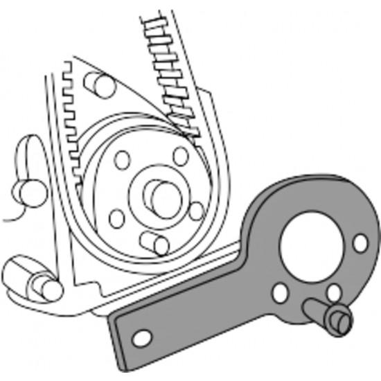 JTC-4678 Фиксатор распредвала для установки фаз ГРМ (FIAT, OPEL)