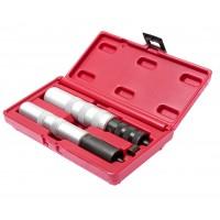 JTC-4944 Набор инструментов для демонтажа замков клапанов (штоки 4.5-7.5мм) 3 предмета в кейсе