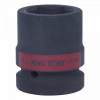 Головка торцевая ударная шестигранная 1 1-1/4 дюймовая KING TONY 853540S