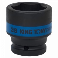 Головка торцевая ударная шестигранная 3/4 38 мм KING TONY 653538M