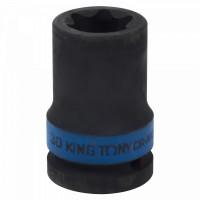 Головка торцевая ударная TORX Е-стандарт 3/4 E30 L = 56 мм KING TONY 657530M