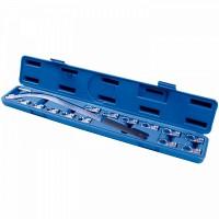 Набор ключей для натяжения ремня 12-19 мм кейс 15 предметов МАСТАК 103-20115C