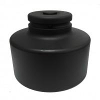 Головка торцевая шестигранная для гаек роликового подшипника BPW 3/4 85 мм МАСТАК 100-42085