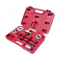 JTC-4853 Набор инструментов для демонтажа сайлентблоков рычагов подвески (VW AUDI SKODA SEAT) в кейсе