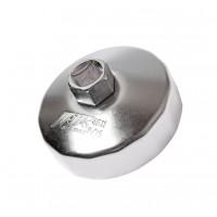 JTC-4611 Съемник фильтров масляных 75мм 15-ти гранный чашка