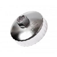 JTC-4103 Съемник фильтров масляных 76мм 30-ти гранный чашка