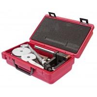 JTC-4161 Набор инструментов для демонтажа сайлентблоков подрамника заднего (MERCEDES W210) в кейсе