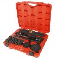 JTC-5244 Съемник ступиц универсальный с адаптерами М18, М20, М22, М24, М30